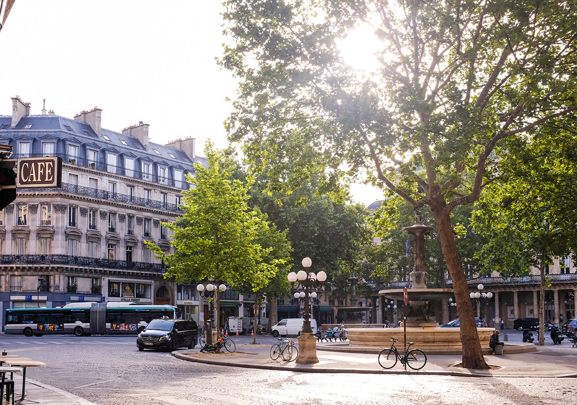 Signs of Summer in Paris - Every Day Paris