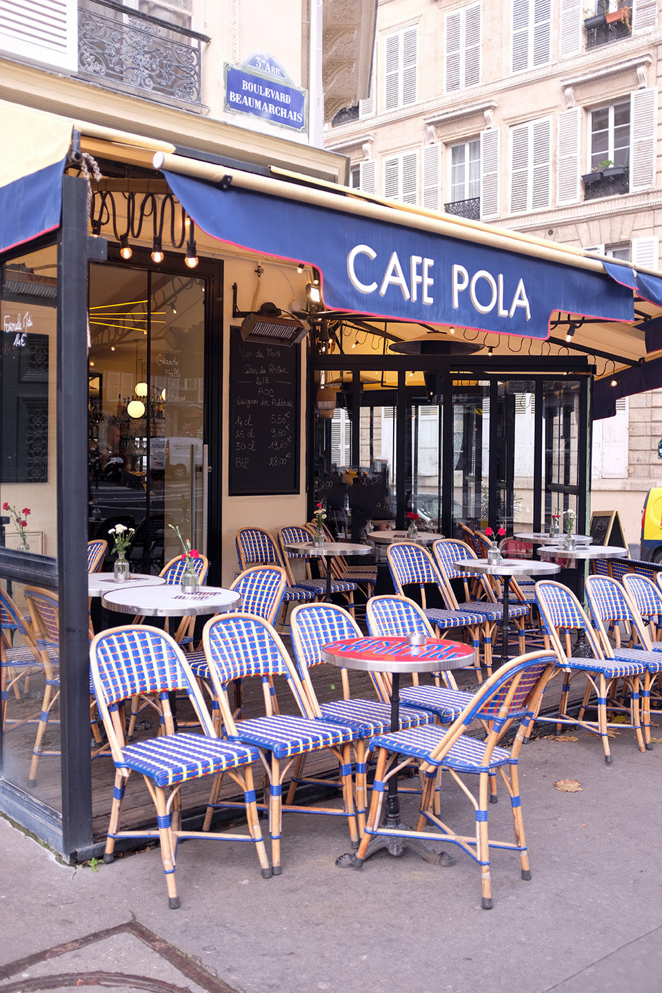 Café Pola - Every Day Paris