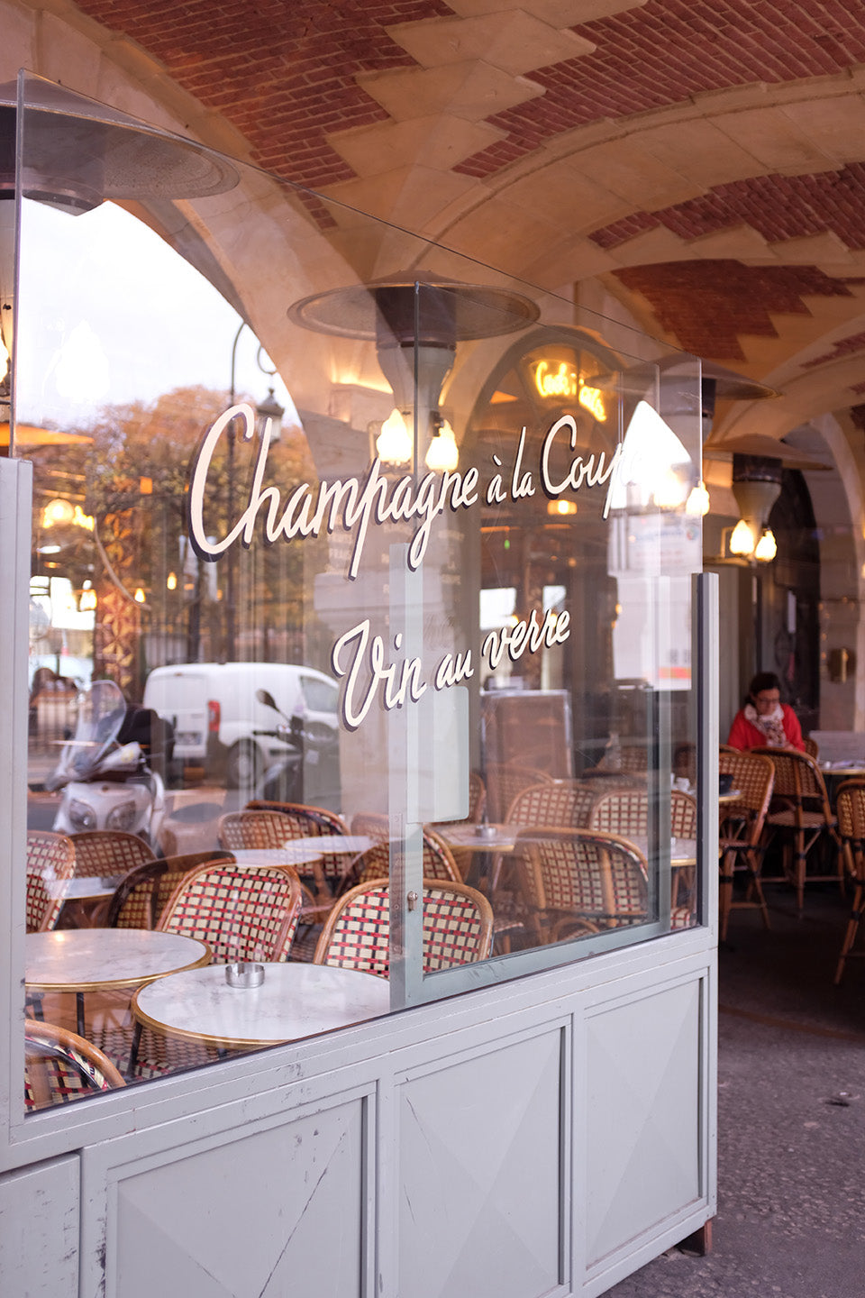 Café Hugo Paris - Every Day Paris