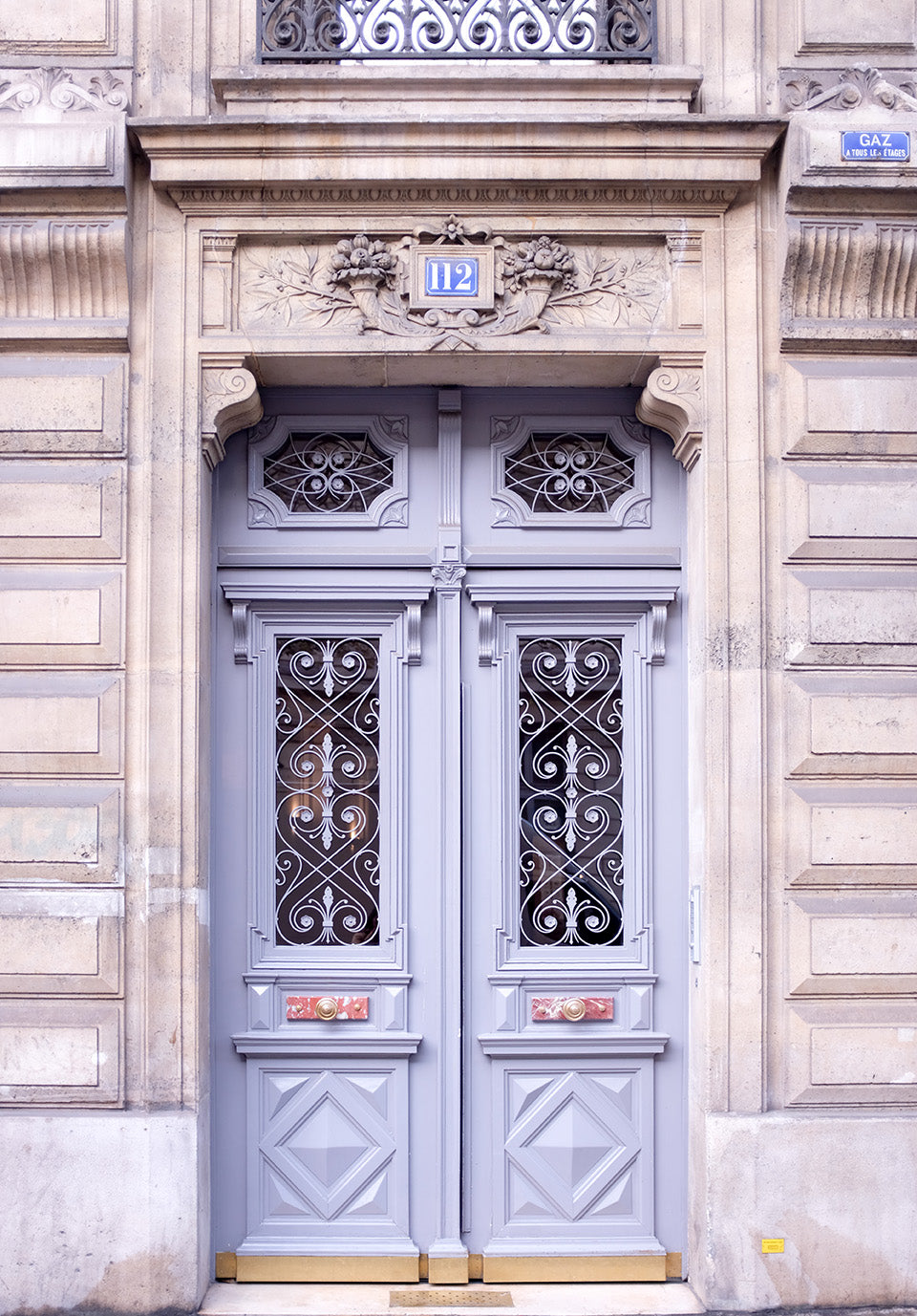 Purple Door Paris