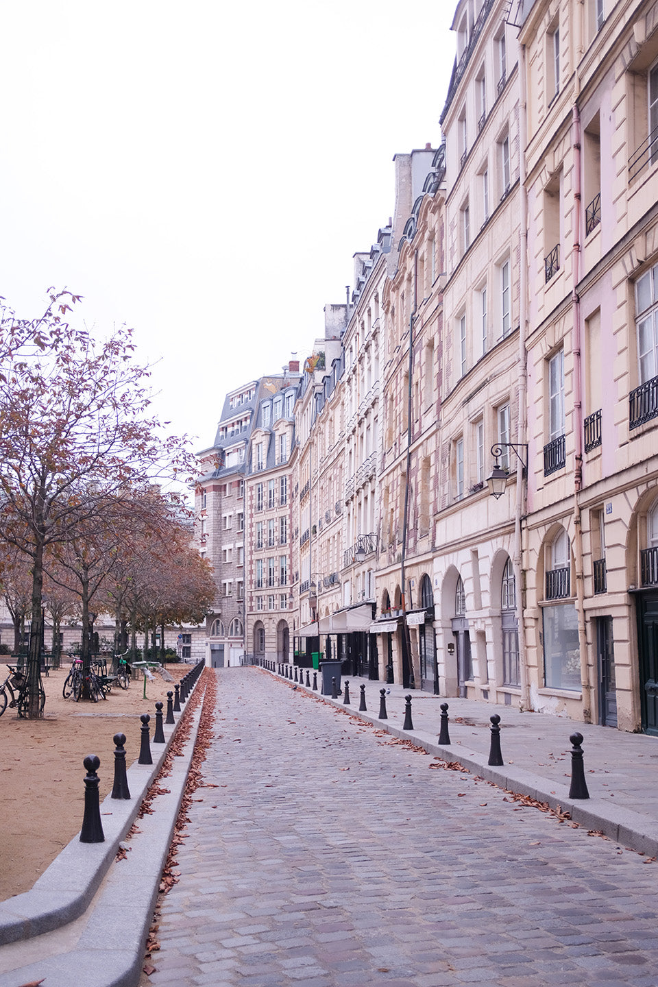 Fall in Place Dauphine - Every Day Paris