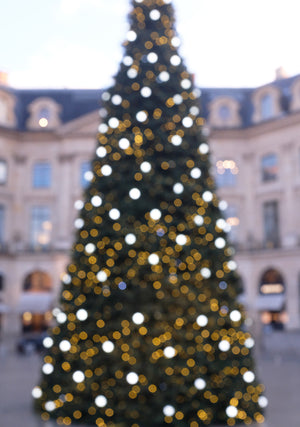 Christmas in Place Vendome - Every Day Paris