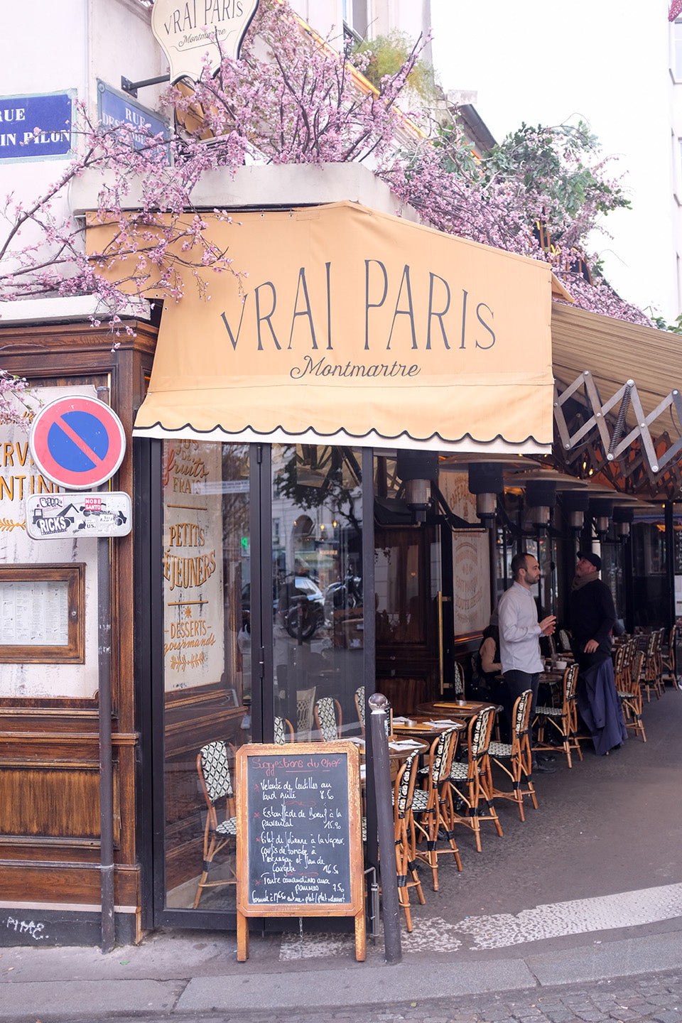 Le Vrai Paris in Montmartre