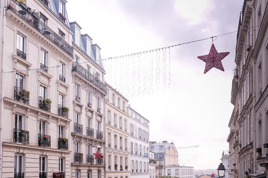 Christmas in Montmartre