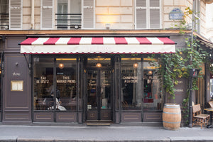 Café Varenne on the Left Bank - Every Day Paris