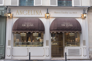 Angelina Hot Chocolate Paris - Every Day Paris