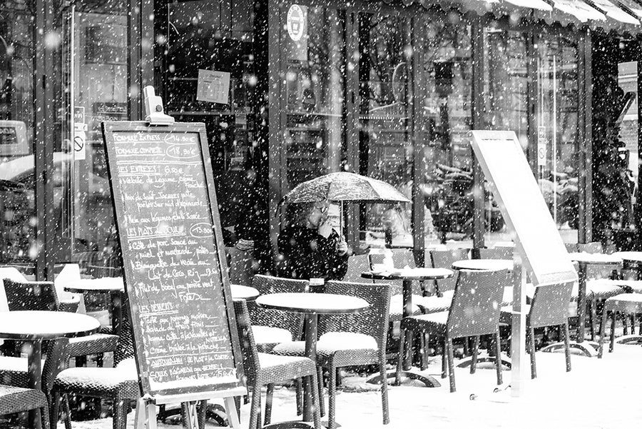 Paris in the Snow Series Two - Every Day Paris