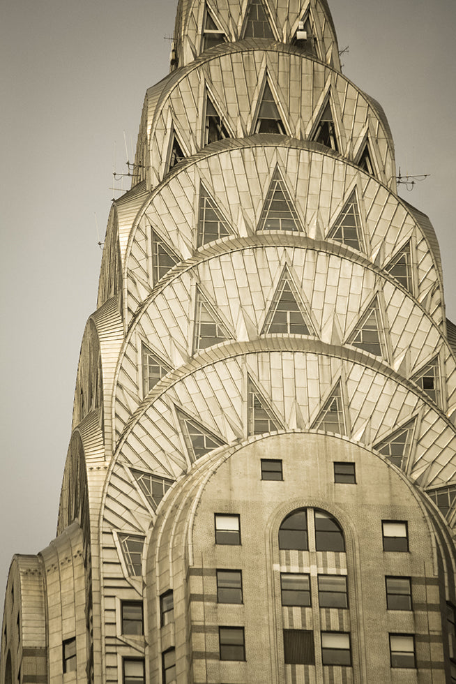 Chrysler Building NYC - Every Day Paris
