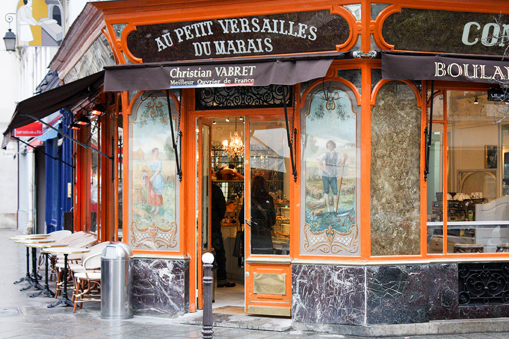 Paris Boulangerie in The Marais - Every Day Paris