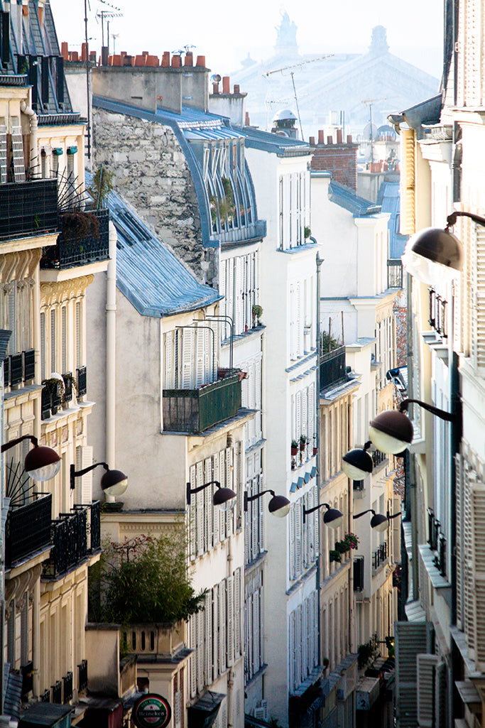Romantic Rooftops of Montmartre - Every Day Paris