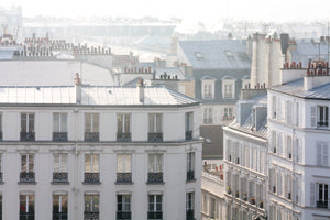 Montmatre Winter View - Every Day Paris