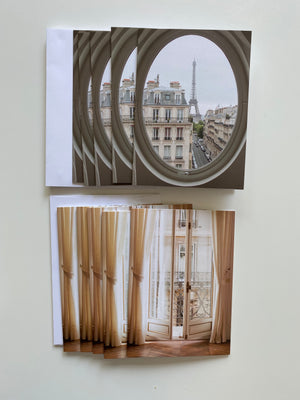 Paris Notecard Set of 10