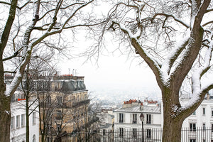 Paris in the Snow Series Five - Every Day Paris