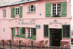 La Maison Rose Montmartre - Every Day Paris
