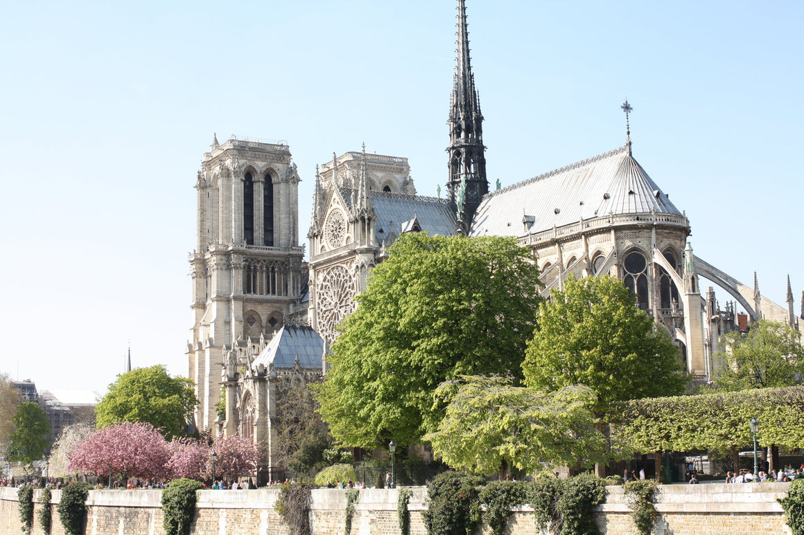 Notre Dame Paris on The Seine - Every Day Paris