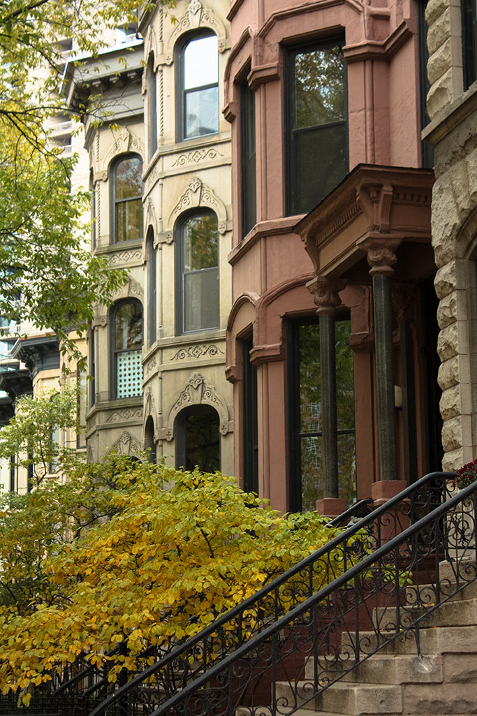 Chicago Apartments in the Fall - Every Day Paris