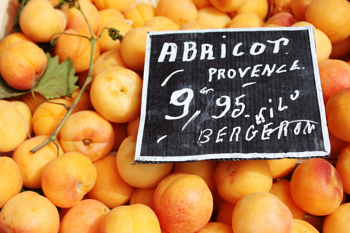 Apricots in Nice France - Every Day Paris