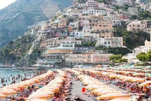 August in Positano - Every Day Paris