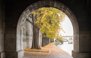 Autumn Stroll on The Seine - Every Day Paris
