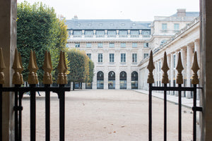 Palais Royal in The Fall - Every Day Paris