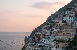 Sunset in Positano - Every Day Paris