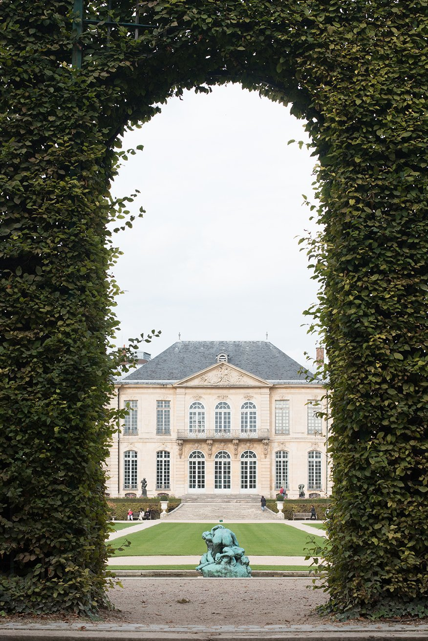 The Gardens of Musée Rodin - Every Day Paris