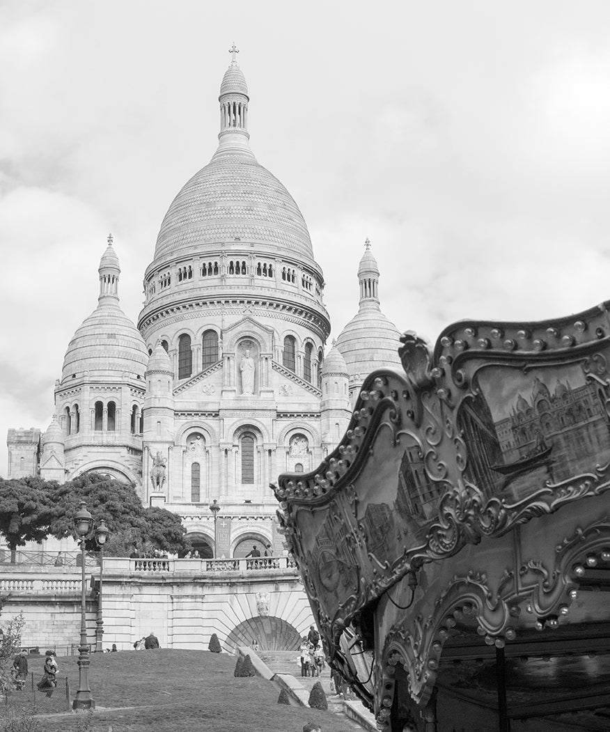 Sacre Coeur Montmartre View in Paris - Every Day Paris