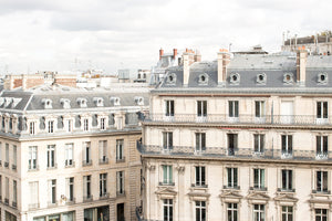 Parisian Rooftop View Overlooking The Opera - Every Day Paris