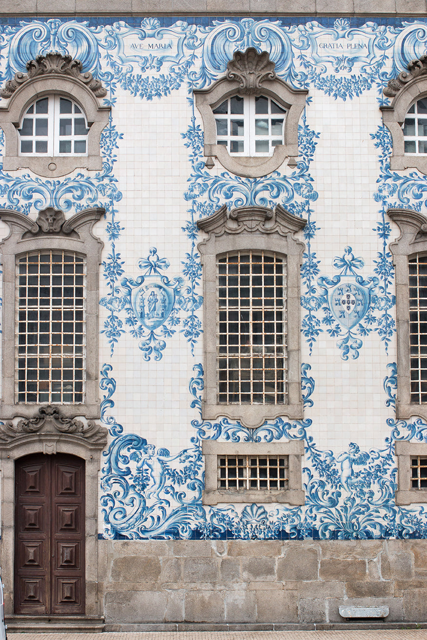 Blue Tiles of Porto - Every Day Paris
