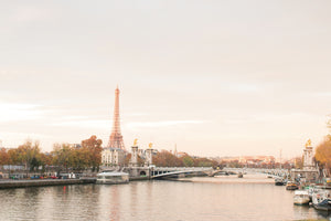 Fall Sunrise on the Seine - Every Day Paris