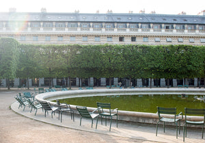 Spring Morning in Palais Royal - Every Day Paris