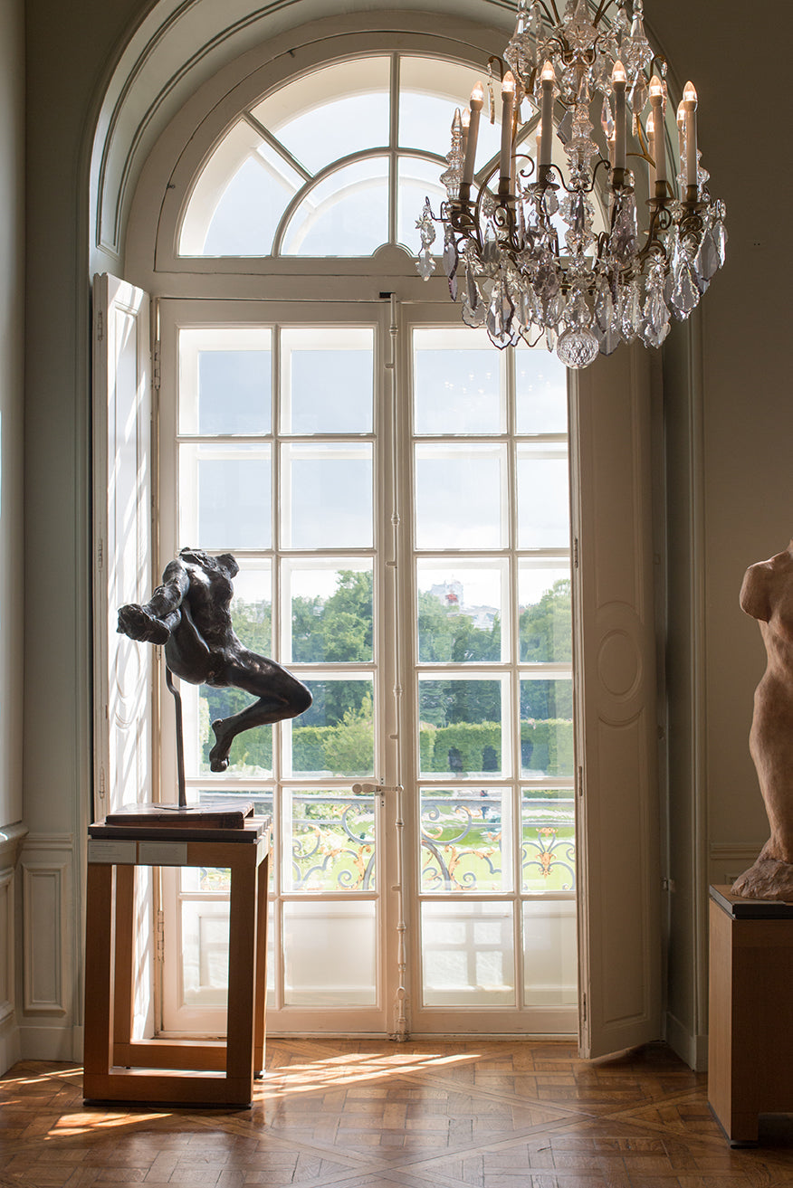 Window in Musée Rodin - Every Day Paris