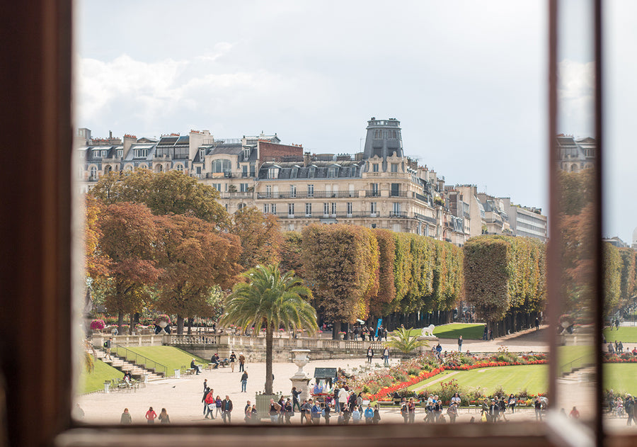 Fall Weekend in Luxembourg Gardens - Every Day Paris