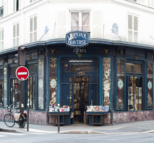 Right Bank Bookshop - Every Day Paris