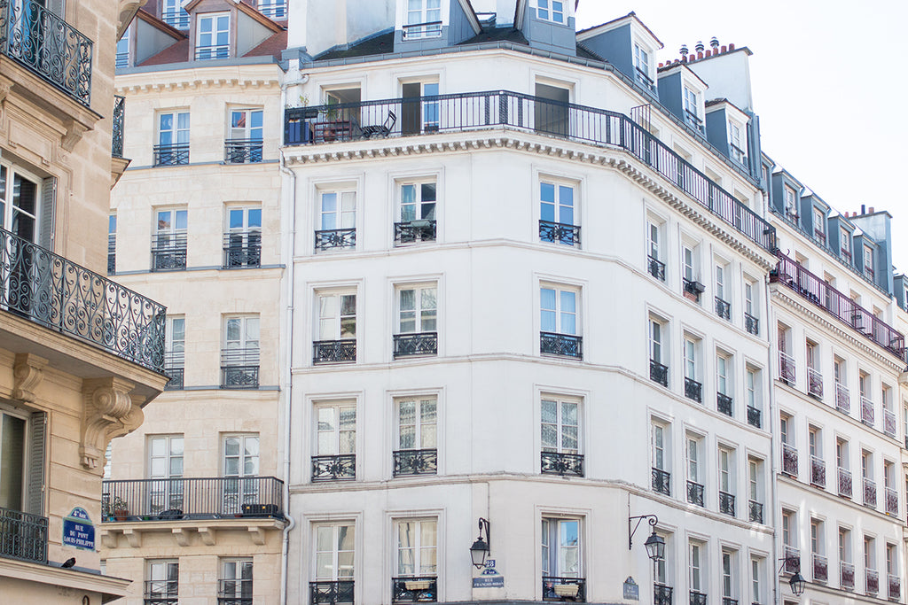 Parisian Apartments on The Right Bank - Every Day Paris