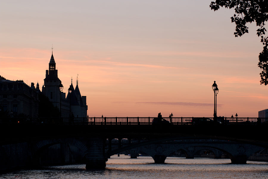 Autumn Sunset Strolls on The Seine - Every Day Paris