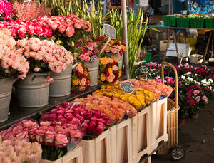 Sundays at the Market in Paris - Every Day Paris
