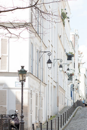 Quiet Streets of Montmartre - Every Day Paris
