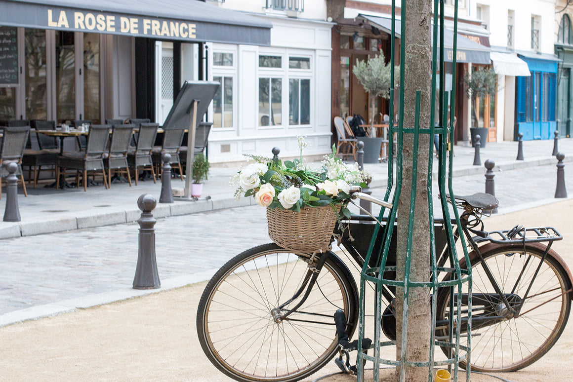 Bike in Place Dauphine Paris - Every Day Paris