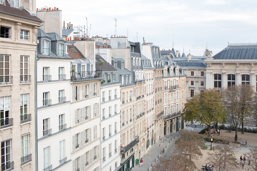 Paris Apartments in Place Dauphine - Every Day Paris