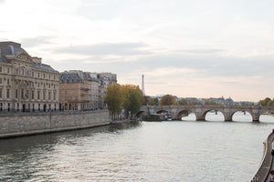 Sunset Walk on The Seine - Every Day Paris