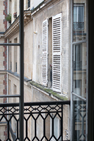 Parisian Window île St Louis - Every Day Paris