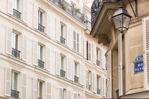 Right Bank Streets of Paris - Every Day Paris
