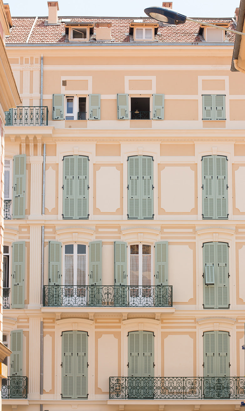 Summer Colors of Menton France - Every Day Paris