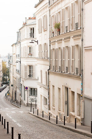 Back Streets of Montmartre - Every Day Paris