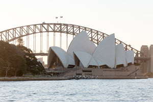 Sunset at Sydney Opera House - Every Day Paris