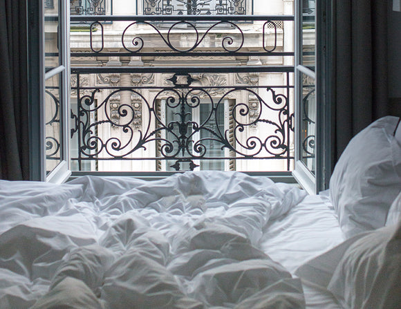 Waking up in Paris