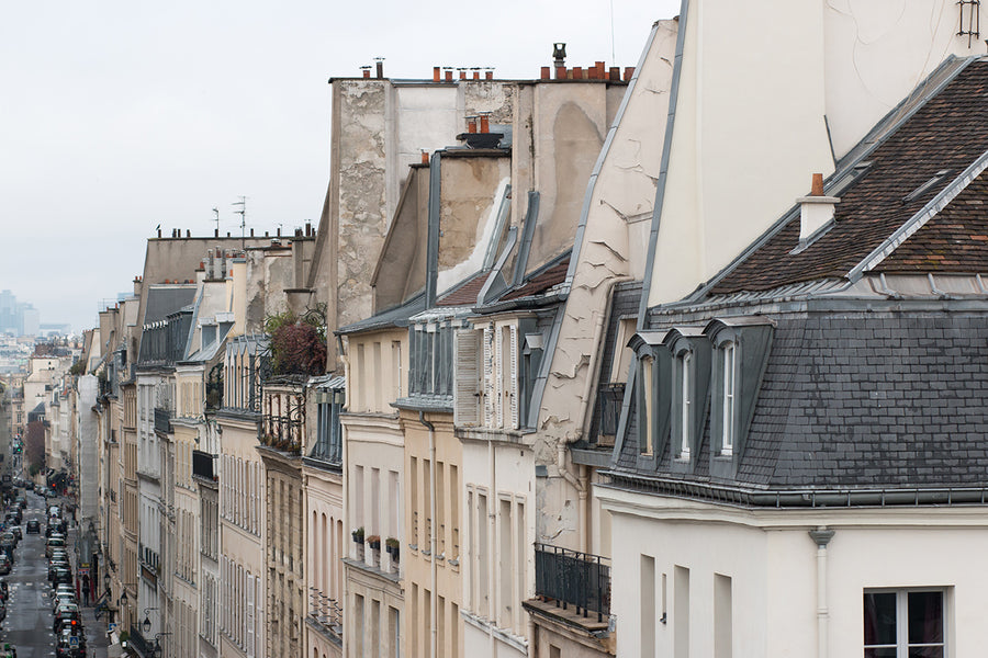 Parisian Rooftops St Germain de Prés - Every Day Paris