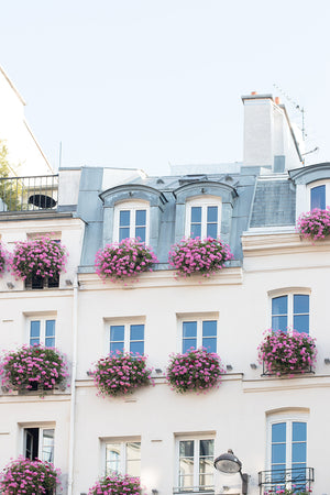 Balcony on St Germain de Près - Every Day Paris