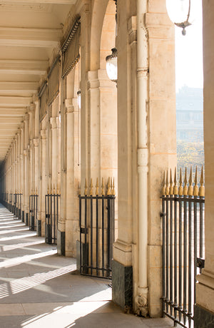 Morning Light in Palais Royal - Every Day Paris